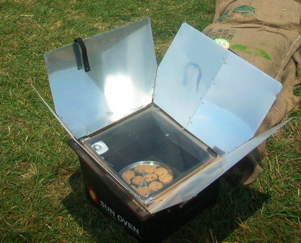 Www Homegrown Org Blog Archive Diy Solar Cookers A Few