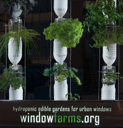 how to build a window farm