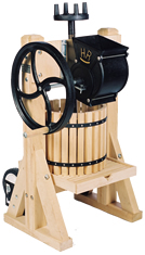 homesteader apple press