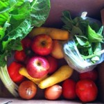 Missouri produce; photo courtesy of Root Cellar Grocery