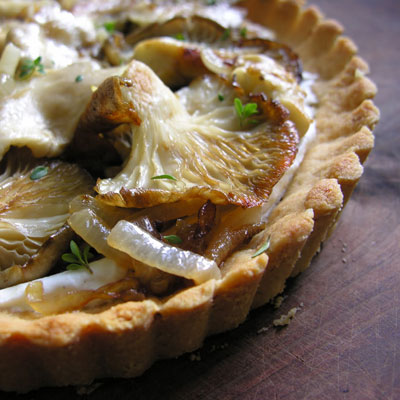 oyster-tart